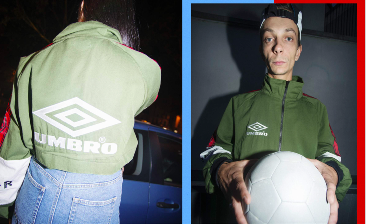 trends periodical AVNIER x UMBRO 11