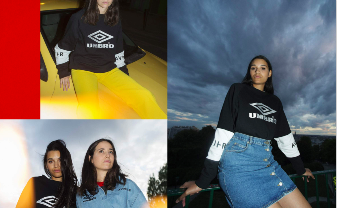 trends periodical AVNIER x UMBRO 22