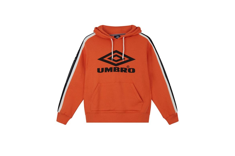 Les premières pièces de la collection Umbro x Asos