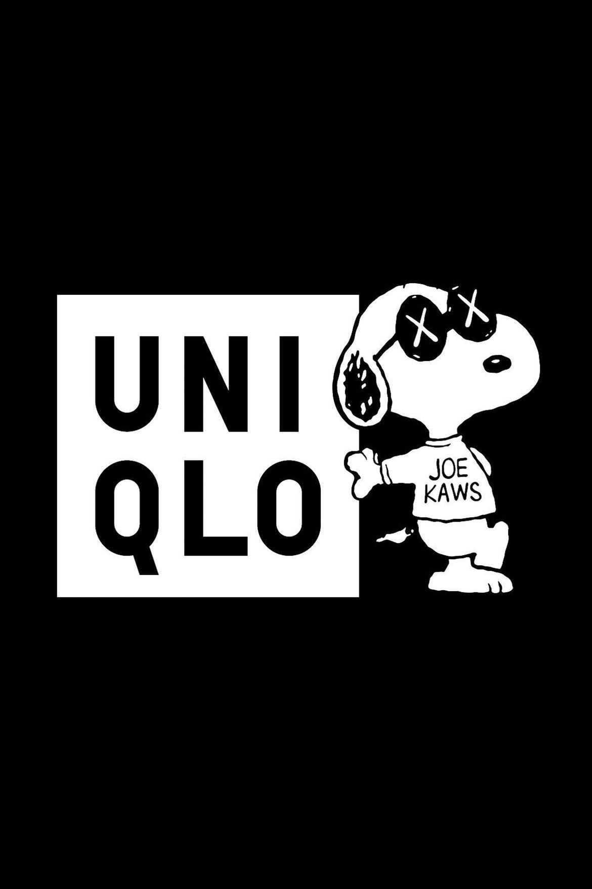 uniqlo kaws