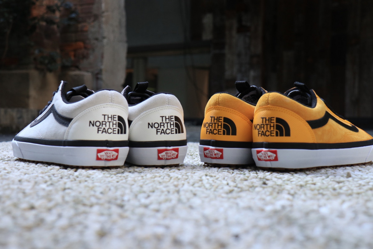 vans the north face 3