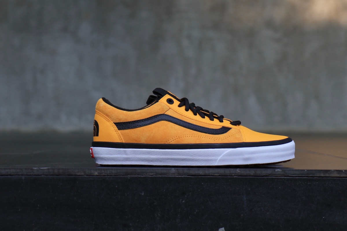 vans the north face 5