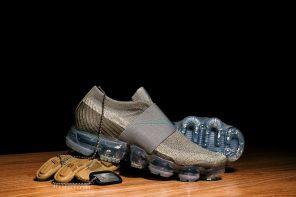 Nike sort un nouveau coloris «Olive» pour sa version Laceless Vapormax