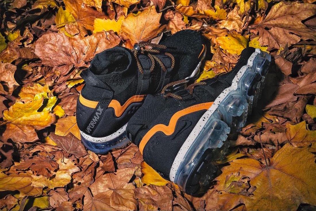 Nike donne de la hauteur aux Vapormax avec l'itération Mid-Top