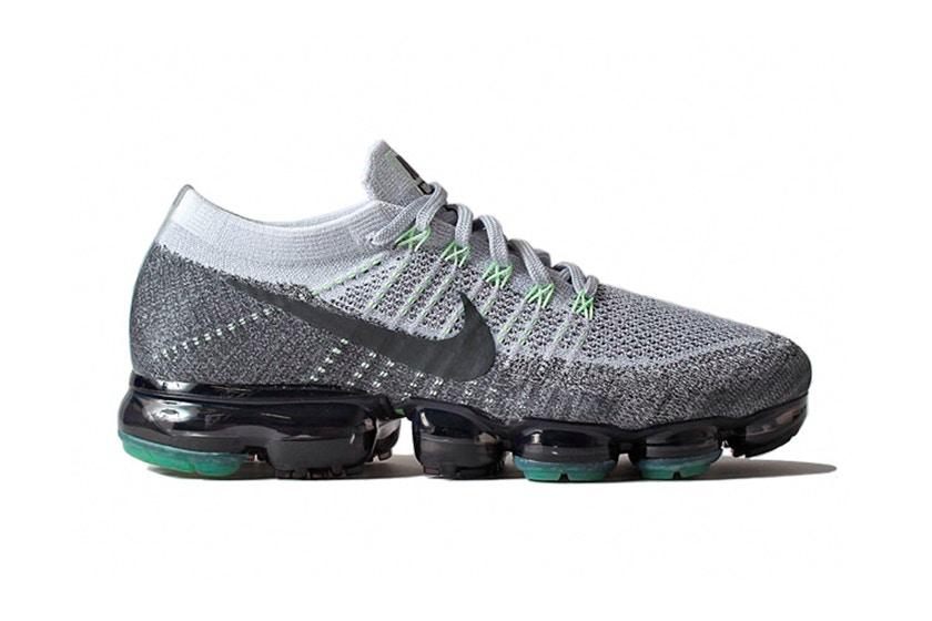 Nike sort une  Vapormax dans un colorway «Neon 95»