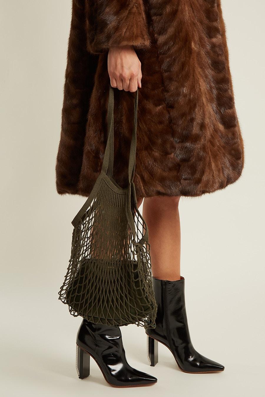 Vetements mixe votre sac de course à votre sac à main avec le Granny Bag