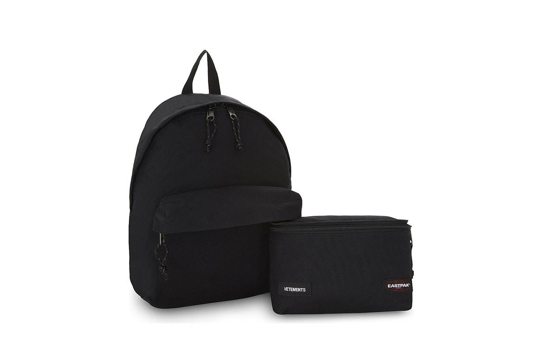 Vetement et Eastpak s'unissent pour un backpack