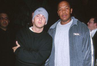 Dr Dre annonce la date de sortie de l'album d'Eminem «Revival»