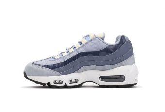 "La Nike Air 95 est de retour en ""Glacier Grey"""