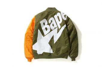 Bape sort une nouvelle collection Big APE