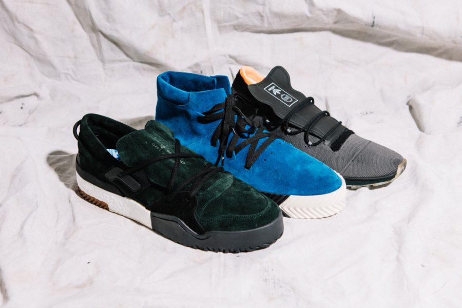 Un aperçu du prochain drop adidas Originals x Alexander Wang Final Season 2