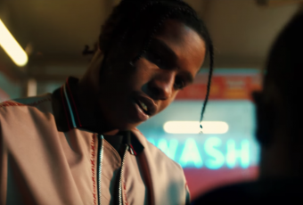 « Get a Job », l'ascension d'A$ap Rocky par Mercedes