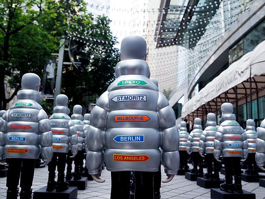 Moncler dévoile un projet «Destination Hong Kong» à l'occasion de