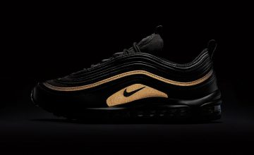 Nike sort une Air Max 97 Gold Reflective