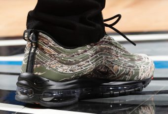 "Nike dévoile une Nike Air Max 97 ""USA Camo"""