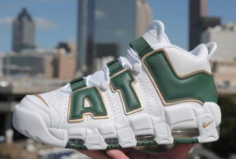 Nike dévoile une Air More Uptempo «ATL» en hommage à Atlanta