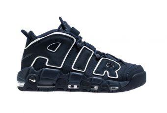 Nike dévoile une Uptempo dans un nouveau colorway «Obsidian»