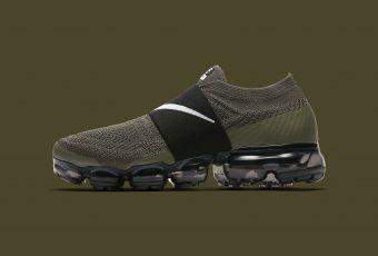 Nike dévoile la Air VaporMax Moc dans un colorway Olive
