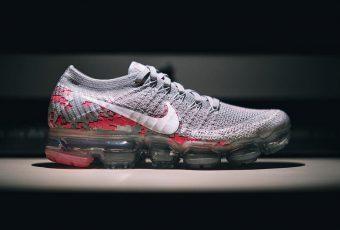 Nike sort un imprimé camo pour sa prochaine série de  Vapormax