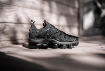Nike fusionne la Vapormax et la TN pour une Vapormax Plus