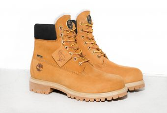 La collab' OVO x Timberland a une date de sortie