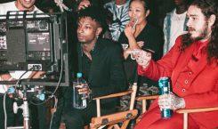 Post Malone sort un clip pour son titre » Rockstar…