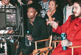 Post Malone sort un clip pour son titre » Rockstar «