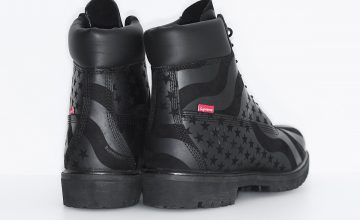 Supreme x Timberland retravaillent la inch boots