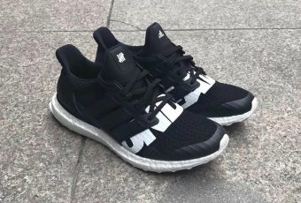 Un nouvel aperçu de la collab' UNDEFEATED × adidas Ultra Boost