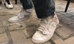 Une nouvelle paire Nike x Virgil Abloh fait son apparition…
