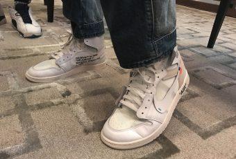 Une nouvelle paire Nike x Virgil Abloh fait son apparition !