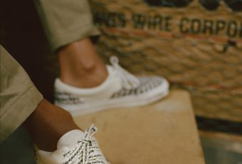 Un nouvel aperçu de la collab' Fear of God x Vans