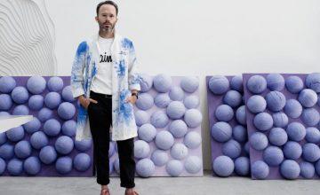 Daniel Arsham en interview pour TRENDS : «Mon but est de créer des œuvres hors du temps, les rendre immortelles par l'art»