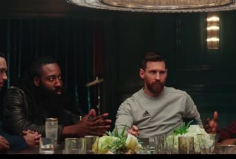 Pour sa campagne «Calling Creator» adidas a invité Beckham, Messi, Pharrell et Alexander Wang