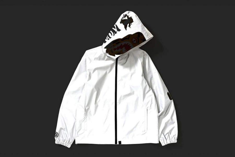 Bape dévoile une veste TigerHead phosphorescente