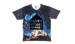 Le Dover Street Market sort une collection de T-Shirt Star…