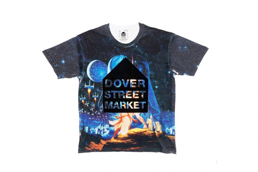 Le Dover Street Market sort une collection de T-Shirt Star Wars