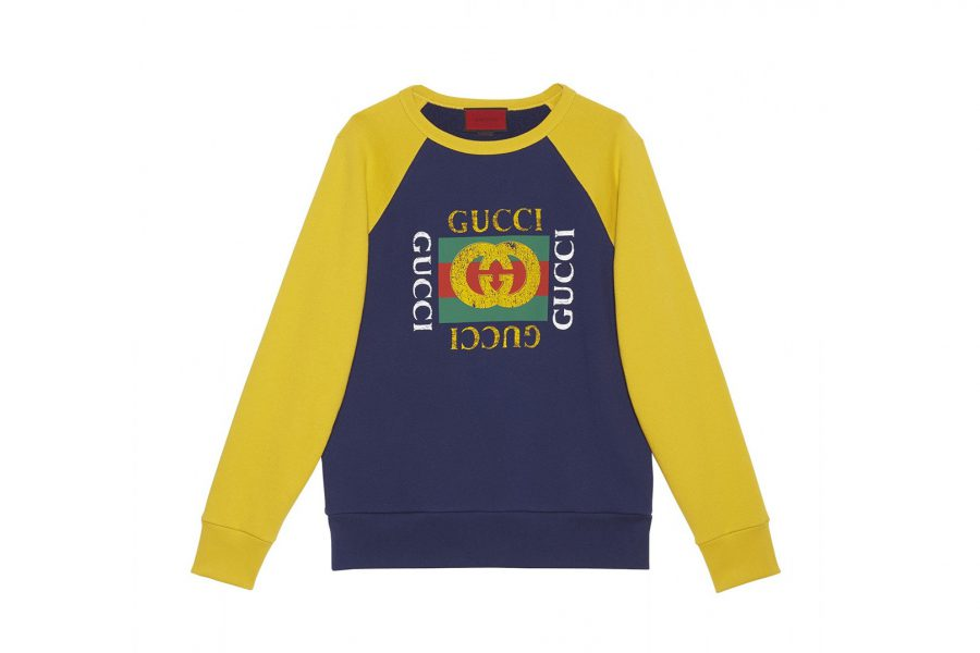 Gucci collabore avec le dover street market pour une collection exclusive