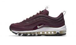 Nike dévoile un coloris «Bordeaux» pour sa Air Max 97