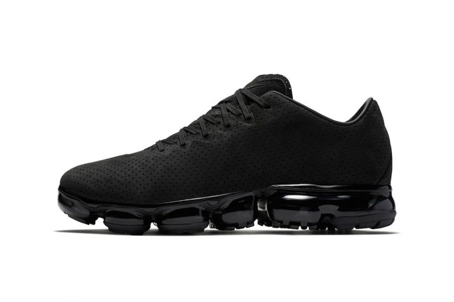 La VaporMax Leather « Triple Black » sort cette semaine
