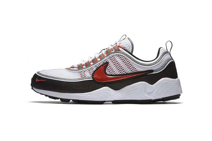 La Nike Air Zoom Spiridon revient en « Team Orange/White »