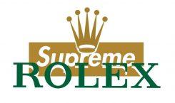 Une collab' Supreme x Rolex devrait voir le jour en…