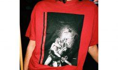 Supreme dévoile des nouveaux t-shirts pour cet hiver