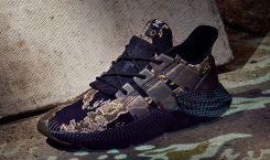Les UNDEFEATED x adidas Originals Prophere « Tiger Camo » de plus…