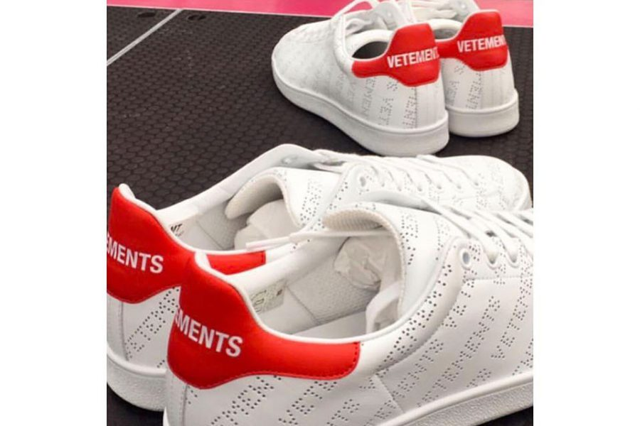 Vetements va sortir sa paire d'inspiration Stan Smith