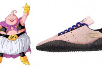Adidas x Dragon Ball Z : découvrez la version Majin Buu !