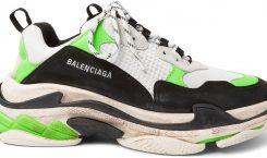 Balenciaga twiste ces Triple S et ses Speed Runer pour…
