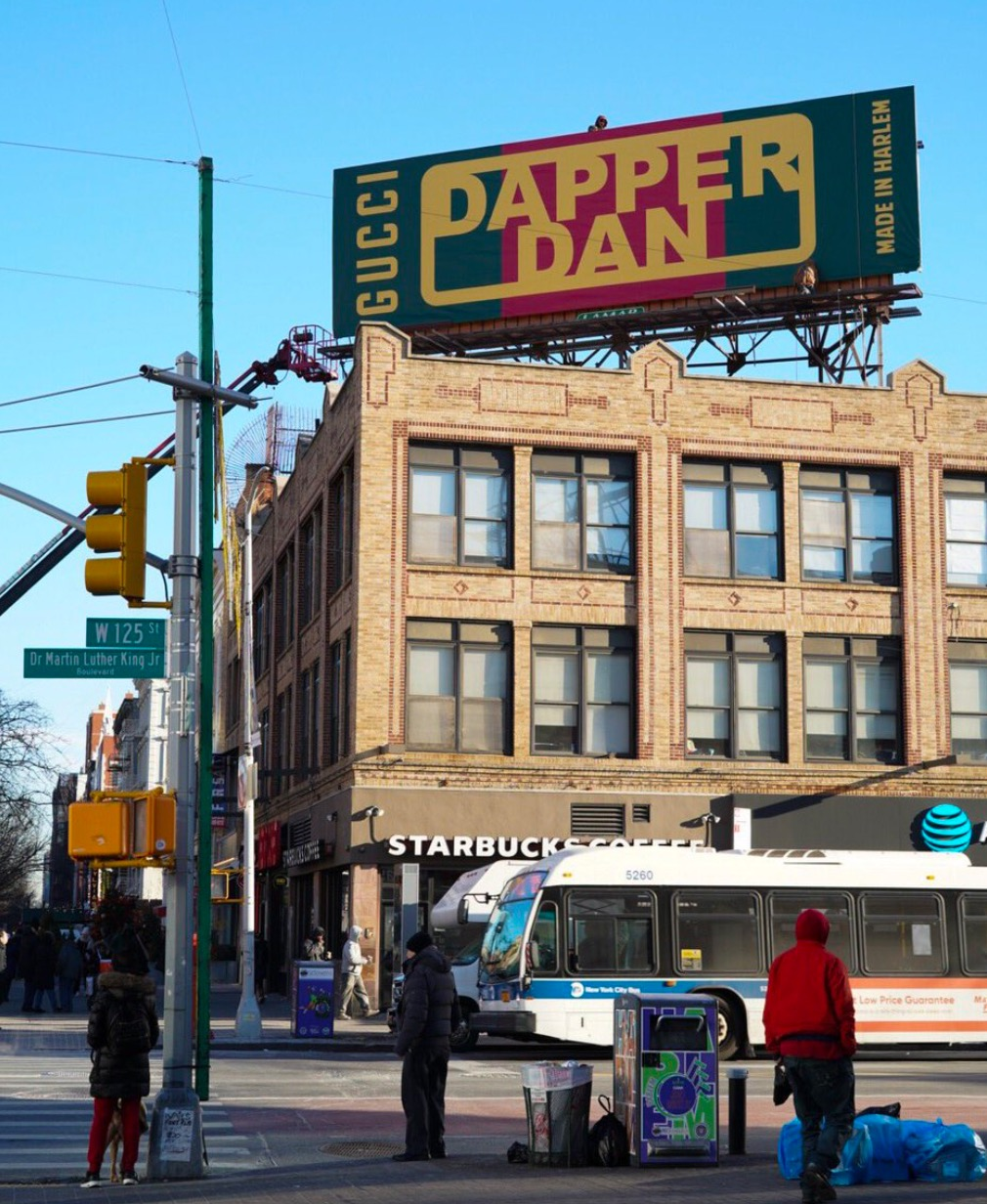 Gucci by Dapper Dan