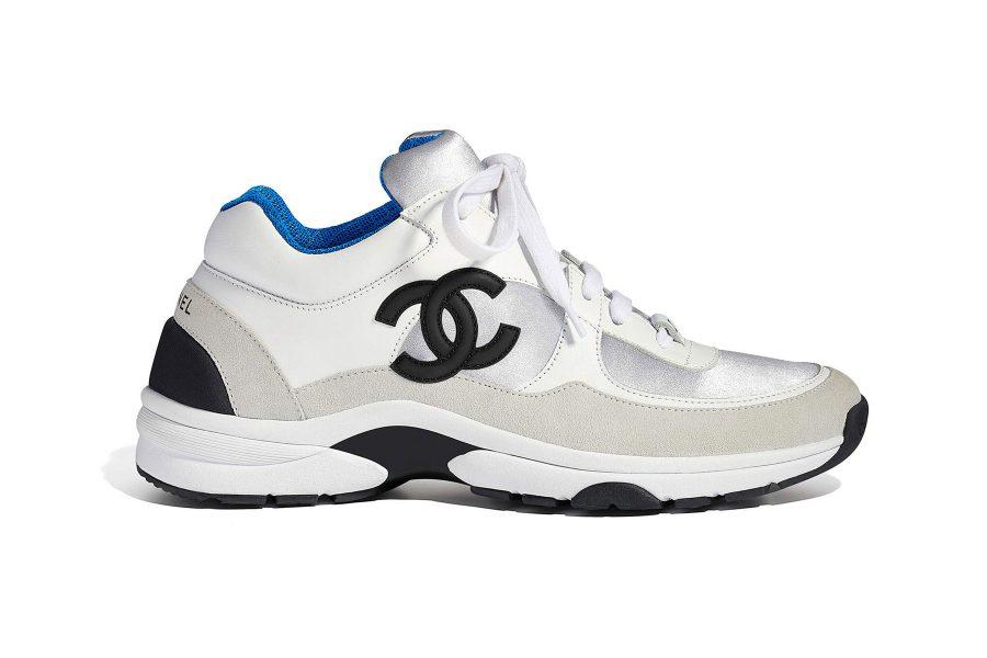 Chanel relance leurs sneakers pour cet été !