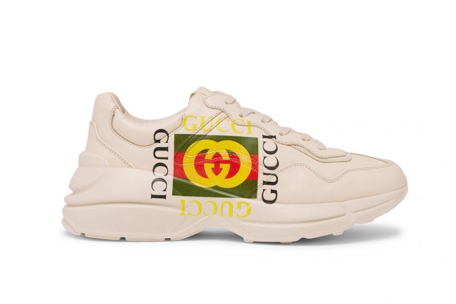 La sneakers Gucci Rhydon est enfin disponible